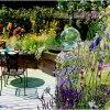 Benecol Garden supporting Rainbow Trust Childrens Charity